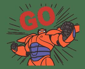 Big Hero 6: Animated Stickers 2 sticker #6832922