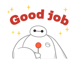 Big Hero 6: Animated Stickers 2 sticker #6832927