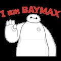 Big Hero 6: Animated Stickers 2