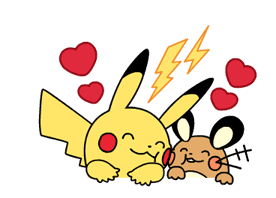 Animated Pokémon Stickers sticker #9381616