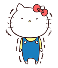 Hello Kitty × Usamaru sticker #13455171