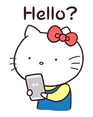 Hello Kitty × Usamaru sticker #13455187