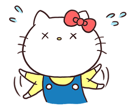 Hello Kitty × Usamaru sticker #13455193