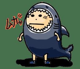 Narikiri CHIROTA sticker #128708