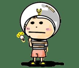 Narikiri CHIROTA sticker #128718