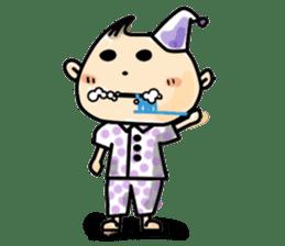 Narikiri CHIROTA sticker #128722
