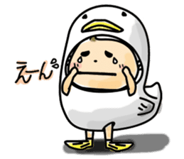 Narikiri CHIROTA sticker #128724