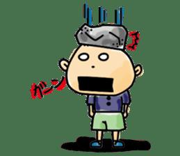 Narikiri CHIROTA sticker #128731