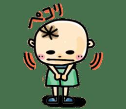 Narikiri CHIROTA sticker #128732