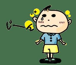 Narikiri CHIROTA sticker #128735