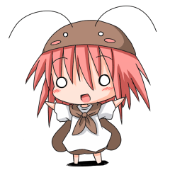 """Cockroach girl """"Gokiko"""""""