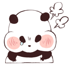 Yururin Panda sticker #949890