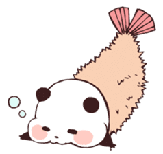 Yururin Panda sticker #949894