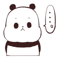 Yururin Panda sticker #949911