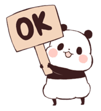 Yururin Panda sticker #949915