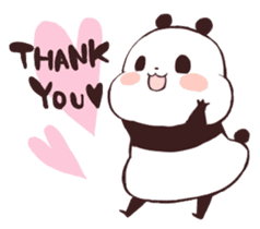 Yururin Panda sticker #949920
