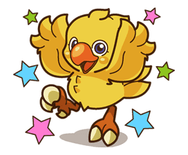 Chocobo sticker #18623
