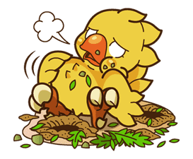 Chocobo sticker #18628