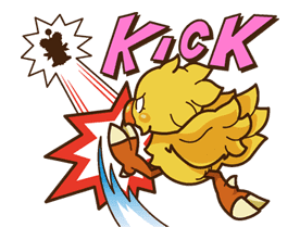 Chocobo sticker #18633