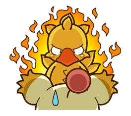 Chocobo sticker #18635