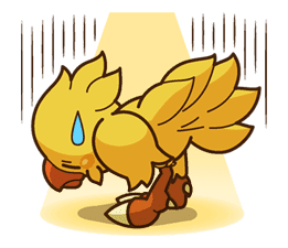 Chocobo sticker #18637