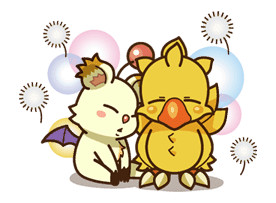 Chocobo sticker #18639