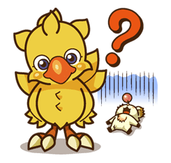 Chocobo sticker #18644