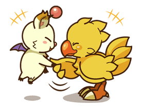 Chocobo sticker #18646