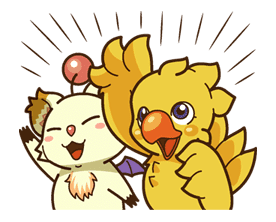 Chocobo sticker #18647