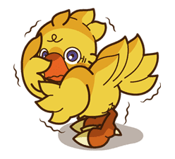 Chocobo sticker #18649