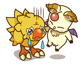 Chocobo sticker #18651