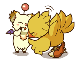 Chocobo sticker #18652