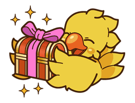 Chocobo sticker #18654