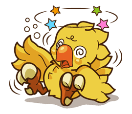 Chocobo sticker #18657