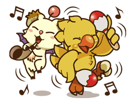 Chocobo sticker #18659