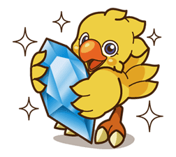 Chocobo sticker #18660