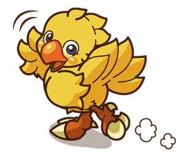 Chocobo sticker #18662