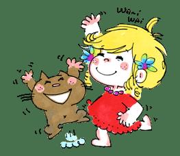 Ado Mizumori 2: Happy Girls! sticker #18977
