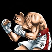สติ๊กเกอร์ไลน์ Fighting Spirit