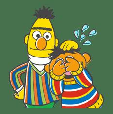 Sesame Street sticker #20561