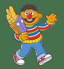 Sesame Street sticker #20568