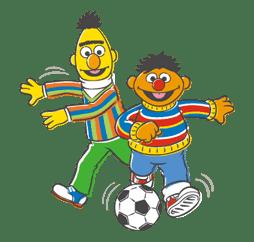 Sesame Street sticker #20569