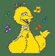 Sesame Street sticker #20573