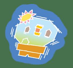 Sabokappa sticker #22464