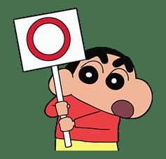 Crayon Shin-chan Part3 sticker #32853