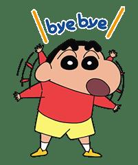 Crayon Shin-chan Part3 sticker #32859