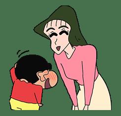 Crayon Shin-chan Part3 sticker #32874