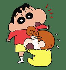 Crayon Shin-chan Part3 sticker #32875