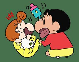 Crayon Shin-chan Part3 sticker #32876