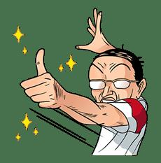 Ike! Inachu Takkyu-bu: Best Gags Edition sticker #694140